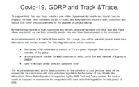 Track & Trace GDPR Thumbnail